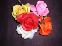 Large Rose - Assorted