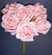 Foam Rose - Extra Large Bud - Pink