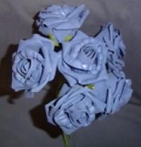 Foam Rose - Large Bud - Lilac