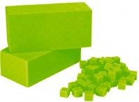 Rainbow Foam Lime Green