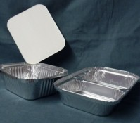 Foil Containers - Take Away