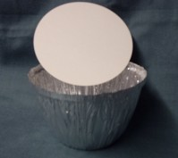 Foil Containers - Pudding Basin