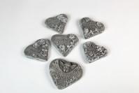 Stone Memorial Heart