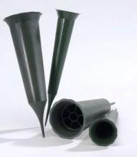 Small Grave Vase Cone - Green