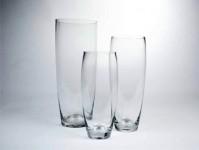 Glass Tulip Vase