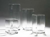 Vase Glass Cube