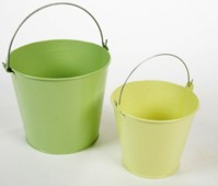 Oasis Round Bucket With Handles