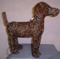 Dog - with LED Lights