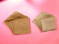 7 x 7 inch Paper Bag - Brown Pack of 1000