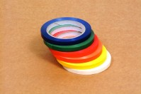 Adhesive Vinyl Tape 9mm Coloured
