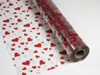 Heart Film Roll 80cm x 100m