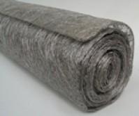Abaca Rolls 48cm x 3m Silver