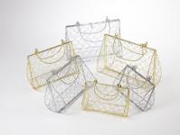 Wire Handbags