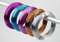 Metallic Paper Covered Wire 500gm 0-56mm